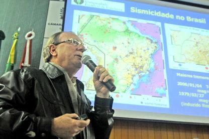 LDO deve contemplar criação de base sismológica