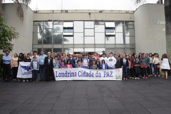 Câmara sedia lançamento da 16ª Semana da Paz
