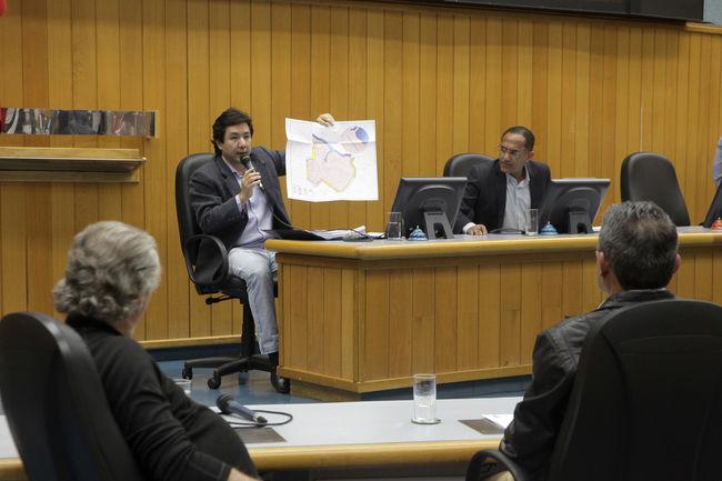 Audiência debateu zoneamento de lotes que margeiam Igapó