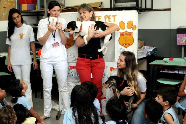 Projeto sobre posse responsável de animais conclui 1ª fase nesta sexta