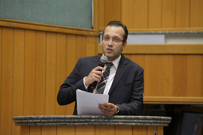 Vereador Filipe Barros é eleito deputado federal