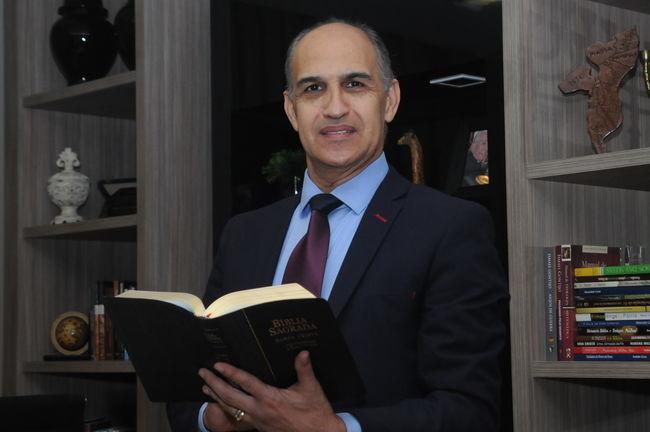 Pastor Moysés Ramos será Cidadão Honorário de Londrina