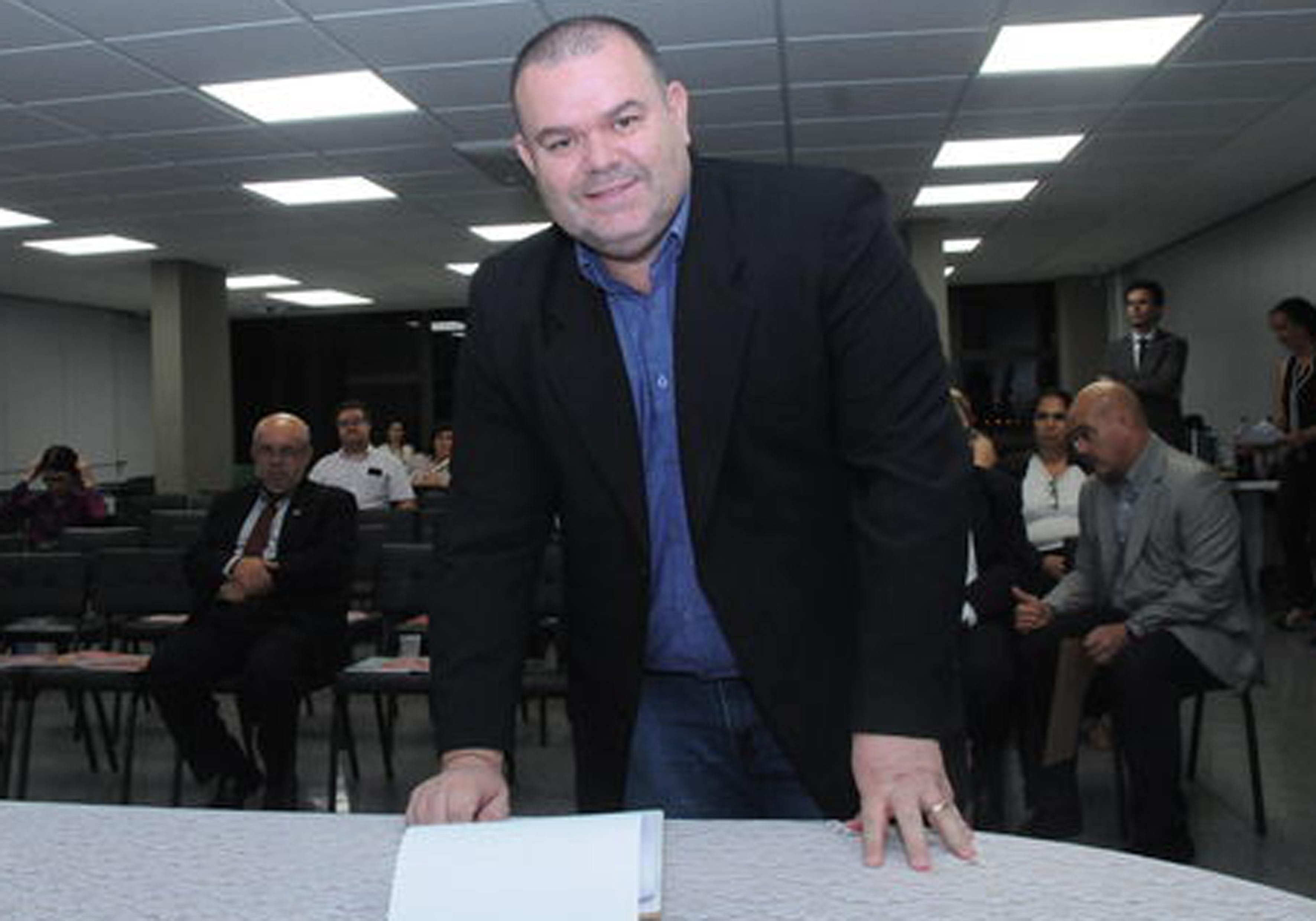 Câmara adere a Rede Municipal de Controle da Gestão Pública